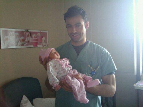 Baby Andia - Dr. Hasan Abdessamad