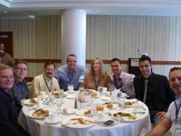 Drs. Abdessamad, Baz, Fitzsimmons, Farmer, Allison and others GLMA 2012
