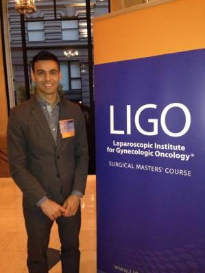 Dr. Hasan Abdessamad - Vancouver GYnecologist at LIGO hysterectomy