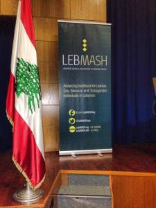LebMASH Lebanese Flag combo