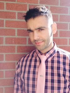 Dr. Hasan Abdessamad Anti-bullying Pink Shirt Day